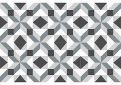 V2-140,  carreau ciment géométrique