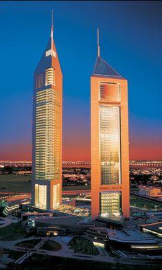 Jumeirah Emirates Towers Hotel, Dubai