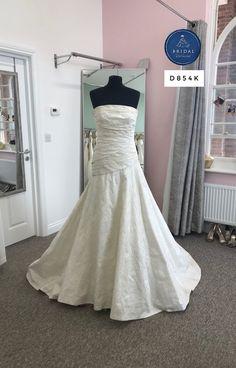 Drop Waist Wedding Dress, Pronovias Wedding Dress, Silk Dress, Bridal Dresses, Tulle, Bride, Inspiration, Fashion, Silk Gown
