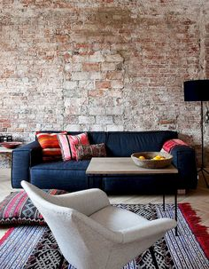 Cool 50 Shabby Chic Living Room with Brick Wall Decoration Ideas https://homstuff.com/2017/08/11/50-shabby-chic-living-room-brick-wall-decoration-ideas/