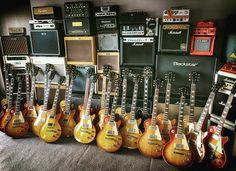 Les Paul fun room! #lespaul #gibsonlespaul #gibson #gibsonguitars #guitar #guitars #electricguitar