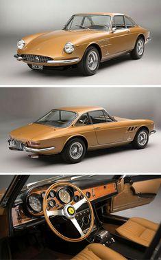Awesome Ferrari 2017: Classic Car: 1966 Ferrari 330 GTC... Ferrari ®