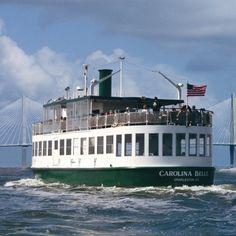Charleston Harbor Tours  Charleston SC