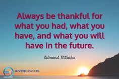 Thankful Thursday...