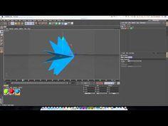 Create a Folding Animation in Cinema 4D (A Cinema 4D Tutorial) - YouTube