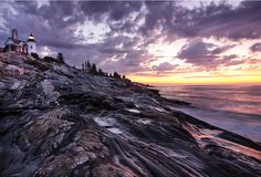 Ed King photographer from Bristol, Rhode Island captures the dramatic beauty of the rugged Maine coast. Pemaquid Point lighthouse is a visually stimulating print for home or office Ed King, Revere Beach, Lighthouse Pictures, Art Prints Online, Seascape Art, Lightroom 4, Seven Wonders, Sand Art, Photoshoot Inspiration