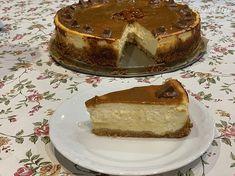 Cheesecake so slaným karamelom - recept Tiramisu, Cheesecake, Pudding, Ethnic Recipes, Desserts, Cheesecakes, Custard Pudding, Deserts, Dessert