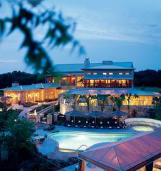 A little bit of heaven in Austin,TX! I love Lake Austin Spa Resort as a couples retreat or girls pamper & wellness weekend.....