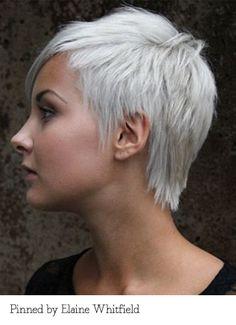 Hair inspirations on Pinterest