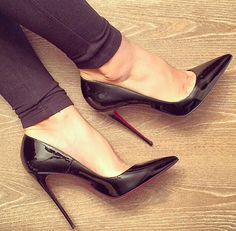 SOTN - shoes of the night so kate 120mm Christian Louboutin ❤️ love ❤️