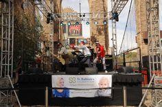 Spazmatics performed for St. Baldrick's #BraveaShave