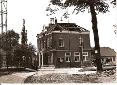 Gemeentehuis Bakel.