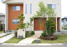 施工例68 Front Porch, Entrance, Pergola, Home And Garden, Outdoor Structures, House Design, Patio, Outdoor Decor, Gardening