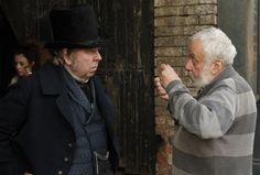 Interview with British director Mike Leigh on his latest British film Mr Turner (2014)