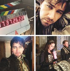 Reign Season 2 / Filming - reign-tv-show Photo