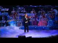 The Music Of The Night Andre Rieu on his violin in New York | I love Andre Rieu and just... wow.  The small choir in the background, the cello, the chemistry...