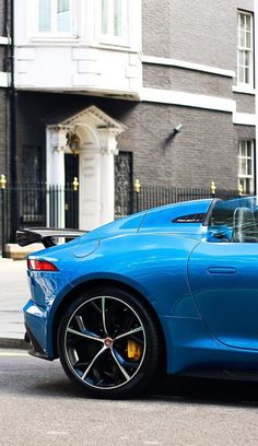 Jaguar F type Automotive Upholstery, Chasing Cars, Jaguar F Type, Pedal Cars, Top Cars, Car Engine, Car In The World, Expensive Cars, Car Wallpapers