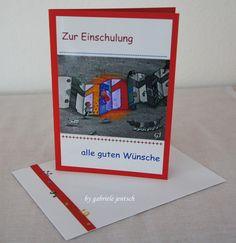 Karte+Einschulung+Schulanfang+1.+Schultag++von+PHOTOGLÜCK+auf+DaWanda.com