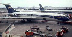 VC10 G-ARVF (BOAC)