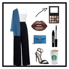 """""""work women"""" by sulifes on Polyvore featuring moda, Zimmermann, Theory, Gucci, Office, Lime Crime ve Lord & Berry"""