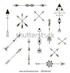 Attractive Arrow Tattoo Designs and Their Symbolism Decoded ...