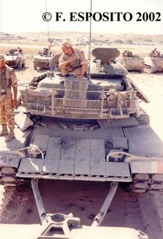 M60A1 RISE/Passive. Italian Army.