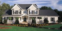 Farmhouse House Plan with 3163 Square Feet and 4 Bedrooms(s) from Dream Home Source | House Plan Code DHSW41554