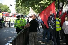 English Nazis Held a Jew-Hating Demonstration in London on Saturday | VICE | United States