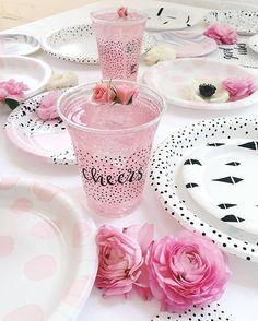 Cute plastic cups