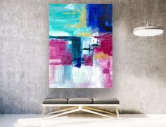 Extra Large Wall Art Source by Diy Wall Art, Wall Decor, Abstract Canvas Art, Abstract Paintings, Original Paintings, Interior Rugs, Contemporary Wall Art, Extra Large Wall Art, Geometry