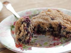 Blueberry Coffee Cake recipe from Ree Drummond via Food Network (Season 10 -- Just Me and the Girls)