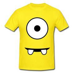 6f2983cb6e6e 33 Best Custom Minions T-Shirts images   Shirt designs, Minions ...