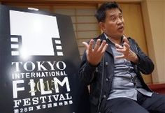 TOKYO (AP) — Filipino director Brillante Mendoza, taking center stage at the Tokyo International Film Festival, is pursuing a collaboration with other Asian filmmakers — a cultural connection that might be as simple as rice.The festival, which opened Thursday with red carpet ceremonies, features five
