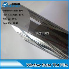 Car window tinting and vehicle window tinting film 1.52*15meter Anti-UV 99%