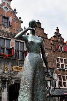 Mariken van Nieumeghen, Nijmegen