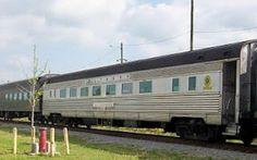 Secret City Scenic Excursion Train   Tennessee Vacation
