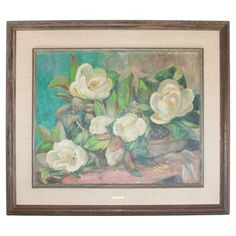 Check out this item at One Kings Lane! Exquisite Magnolias