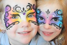 Princesses & Pirates Face Painting - Love!!