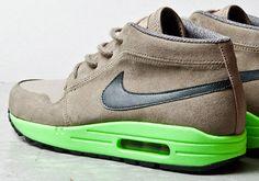 Nike Wardour Max 1 - Olive - Lime - SneakerNews.com 1e31eaab96