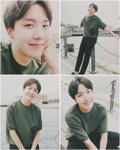 JUST BTS JHOPE