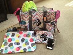 Must-Haves for the Gym from Thirty One www.mythirtyone.com/37336