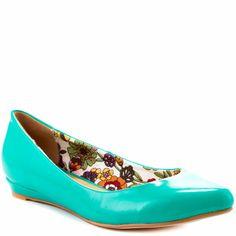 2 Lips Too  Too Sliver  Green Heels