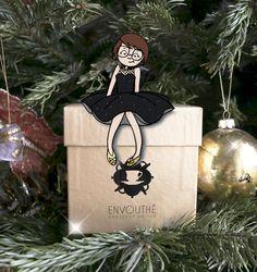 La Box Noël Chic va faire un tour du côté de chez Nadoo et elle en ressort parée de sa plus belle robe de bal ;)