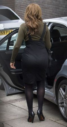 apologise, tv presenter pantyhose all not present. think