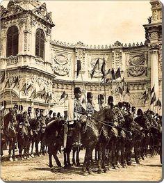 Dolmabahçe - 1912