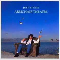 Armchair Theatre. Released the 12th of June in 1990. #JeffLynne http://www.roeht.com/armchair-theatre/ #vinyl #records #vinylcollector #music #AlbumArt