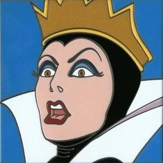 Snow White Evil Queen Apple | Evil Queen from Snow White: The vainest woman in the land of German ...
