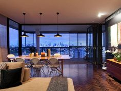 """What a aview! What an apartment! I""""m real estate stalking in Camperdown on the Sydney city..."""