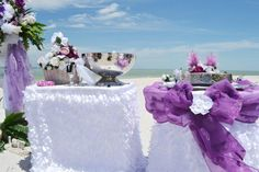 Weddings at the Beach - Tropical Wedding Planner