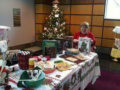 Christmas was cookin in the Library this weekend. A collection of Cookbooks, vintage aprons, recipes and a fruitcake made from Eudora Welty's recipe were a big hit at our annual showcase.